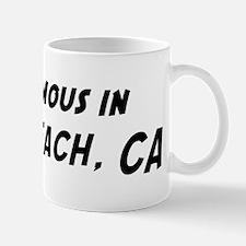 Famous in Long Beach Mug
