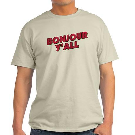 bonjour yall dk copy T-Shirt