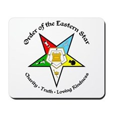 Eastern Star Mousepad