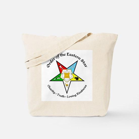Eastern Star Tote Bag