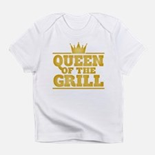 Queen of the Grill Infant T-Shirt