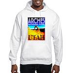Arches National Park, Utah Hooded Sweatshirt