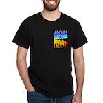 Arches National Park, Utah Black T-Shirt