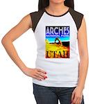 Arches National Park, Utah Women's Cap Sleeve T-Sh