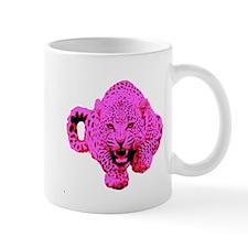 Pink Leopard Mug