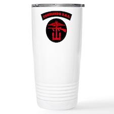 Commando S.B.S. Travel Coffee Mug