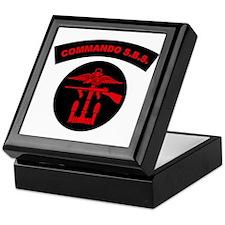 Commando S.B.S. Keepsake Box