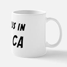 Famous in Lomita Small Small Mug