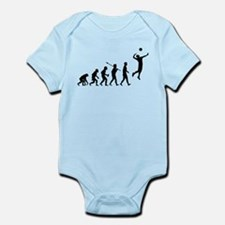 Volleyball Infant Bodysuit
