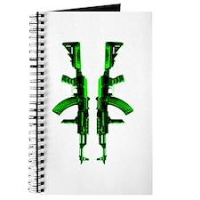 Green AKs Journal