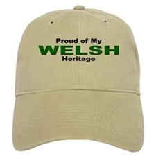 Proud Welsh Heritage Baseball Cap