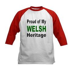 Proud Welsh Heritage (Front) Tee