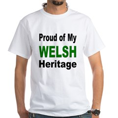 Proud Welsh Heritage Shirt