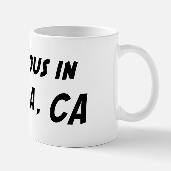 Famous in Hesperia Mug