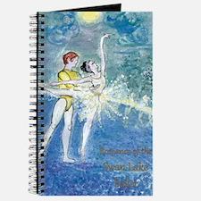 Swan Lake Ballet by Marie Loh Journal