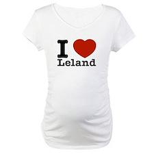 I Love Leland Shirt