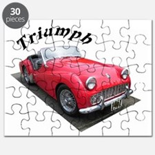 1961 Triumph Sportscar! Puzzle