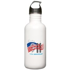 Remembering 911 - 11th Anniversary Stainless Water