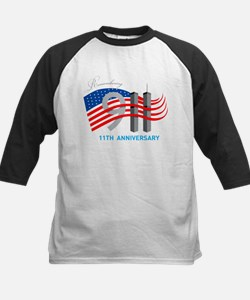 Remembering 911 - 11th Anniversary Tee