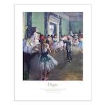 La Classe de Danse, small poster