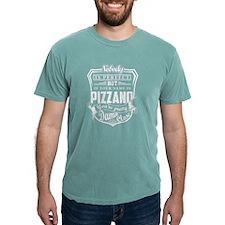 Blue Bars T Shirt
