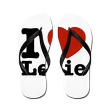 I Love Lexie Flip Flops
