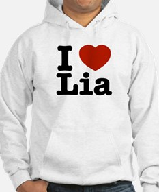 I Love Lia Jumper Hoody