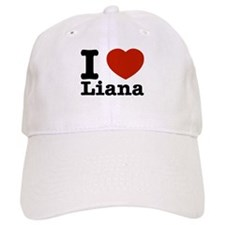 I Love Liana Baseball Cap