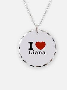 I Love Liana Necklace