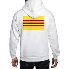Flag of Vietnam Hoodie