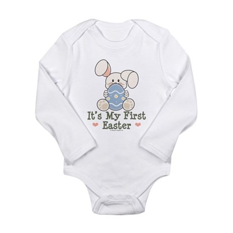 2-EasterBunnyFirst Body Suit