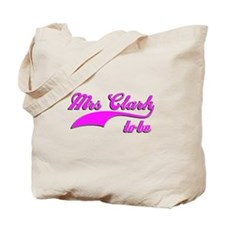 Mrs Clark to be Tote Bag