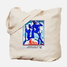 Pacific Northwest Travel Poster 1 Tote Bag