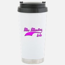 Mrs Martins to be Travel Mug