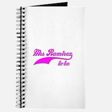 Mrs Ramirex to be Journal