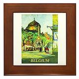 Belgium Framed Tiles