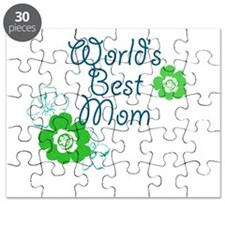 World's Best Mom Puzzle