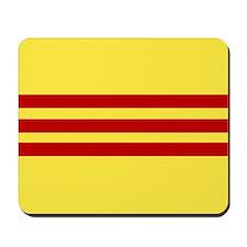 Vietnamese Flag Mousepad