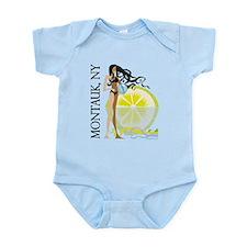 Montauk NY Infant Bodysuit