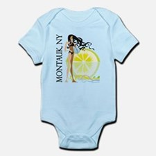 Montauk NY Infant Bodysuit