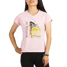 Montauk NY Performance Dry T-Shirt