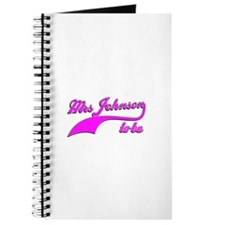 Mrs Johnson to be Journal