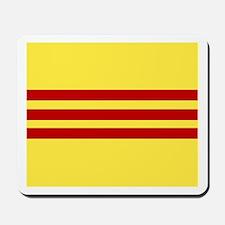Flag of Free Vietnam Mousepad