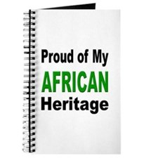 Proud African Heritage Journal