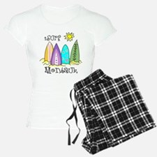 I Surf Montauk Pajamas