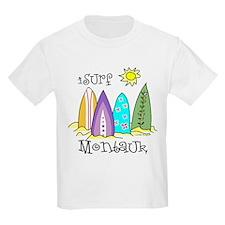 I Surf Montauk T-Shirt