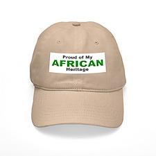 Proud African Heritage Baseball Cap