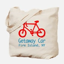 Fire Island Getaway Car Tote Bag