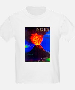 Mexico Travel Poster 1 T-Shirt