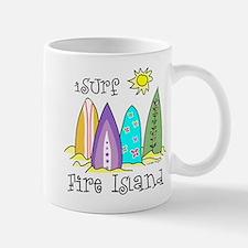 I Surf Fire Island Mug